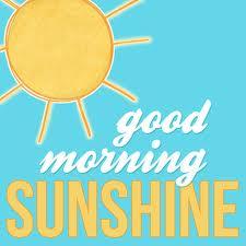 good morning sunshine 3