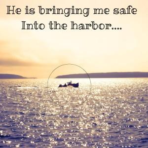 he quiets the storm