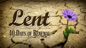 lent 40 days of renewal