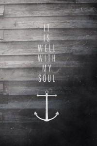 so sings my soul blog