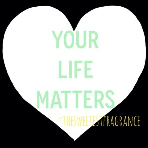 your life matters.. my life matters blog