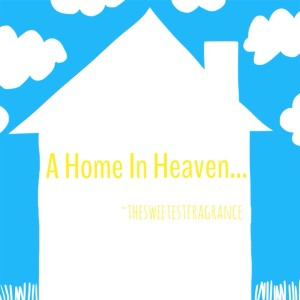 a home in heaven