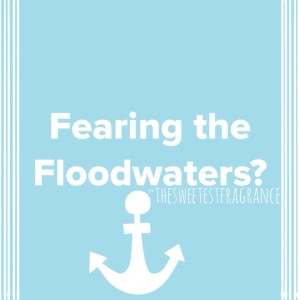 fearing the flood waters