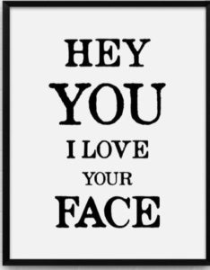 hey you