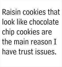 rasin cookies